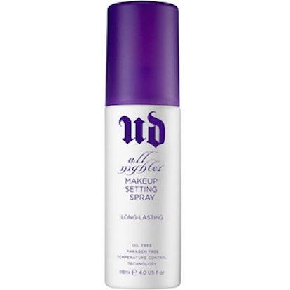 All-Nighter Long-Lasting Makeup Setting Spray