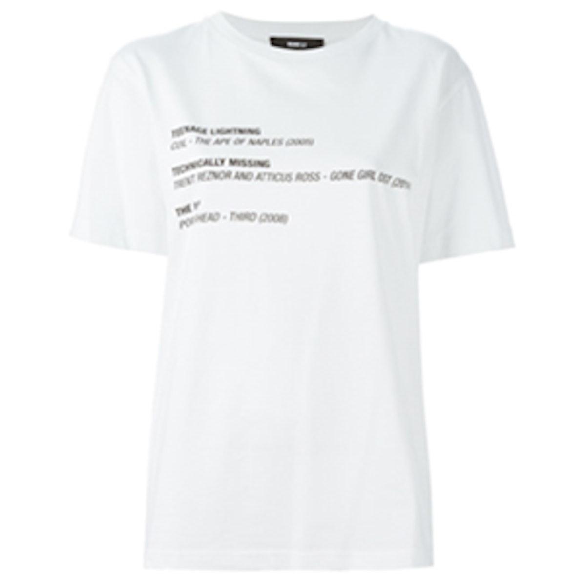 Show Music T-shirt