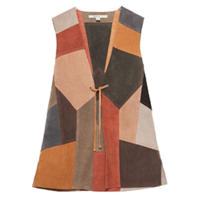 Patchwork Waist Coat