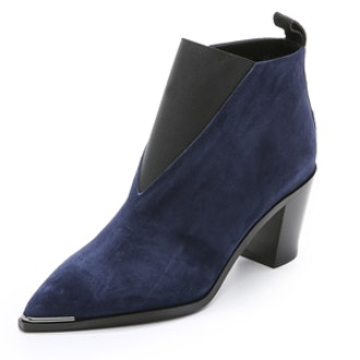 Silo Suede Booties