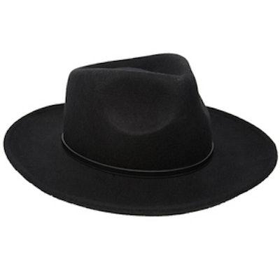 Felt Panama Fedora Hat