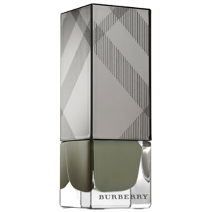 Nail Polish in Khaki Green