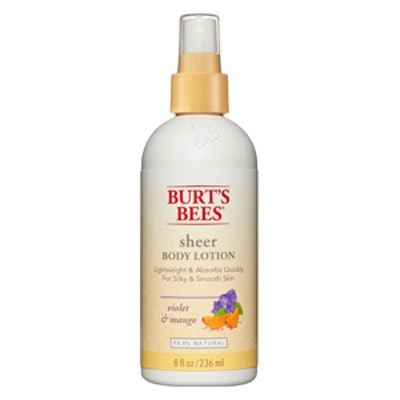 Violet & Mango Sheer Body Lotion