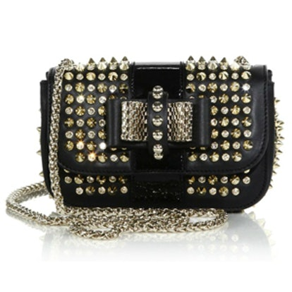 Sweety Charity Embellished Crossbody Bag