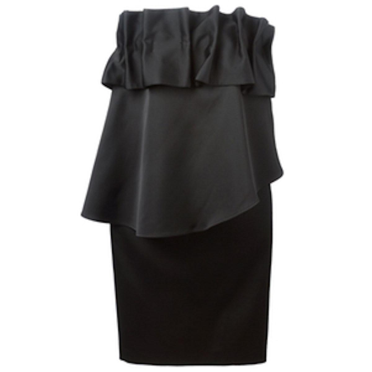 Serendipity Ruffled Dress