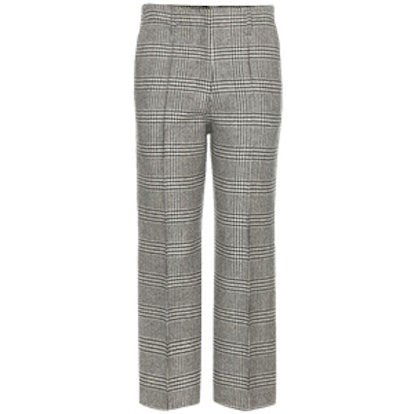 Skater Wool Trousers