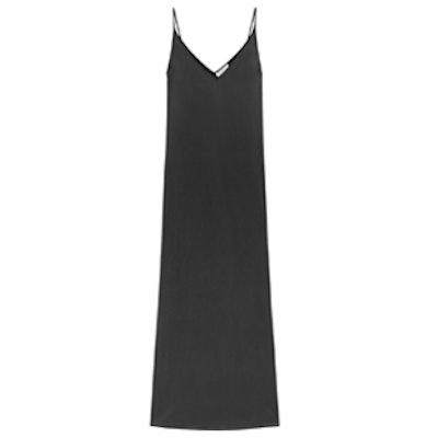 Racquel Silk-Charmeuse Maxi Dress