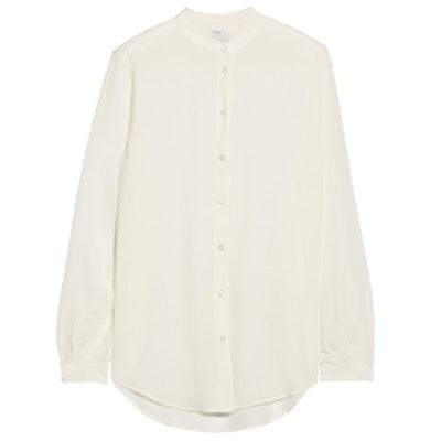 Henri Washed-Silk Shirt