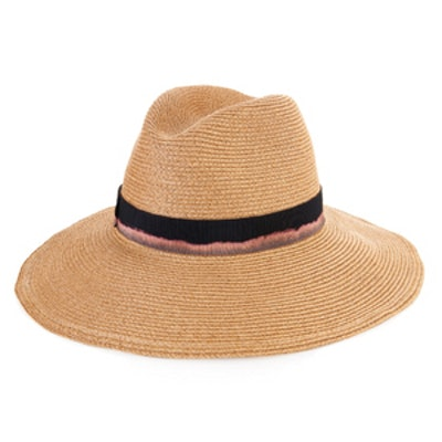 Batu Tara Floppy Straw Hat