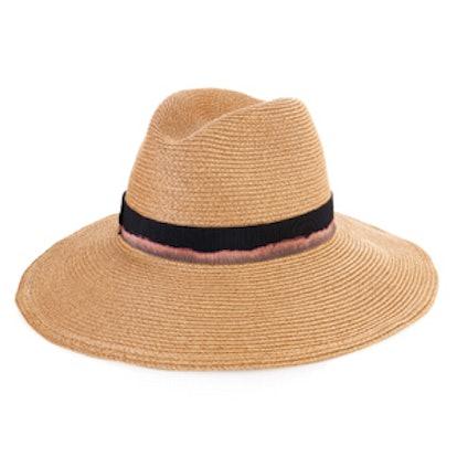 Batu Tara Floppy Straw Hat