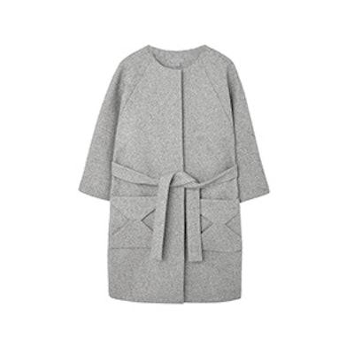 Envelope Pocket Coat