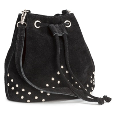Small Suede Bag