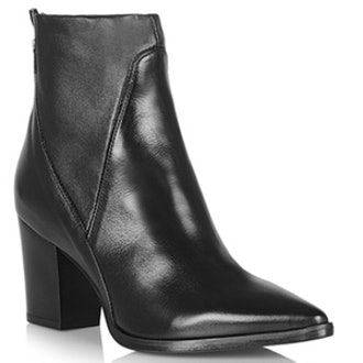 Lana Leather Bootie