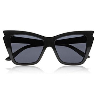 Rapture Cat-Eye Sunglasses
