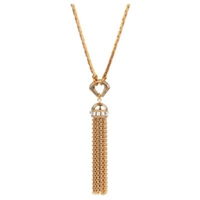 Narcissus Tassel Necklace