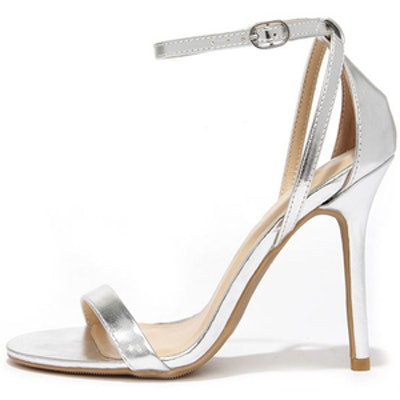 Glam Squad Ankle Strap Heels