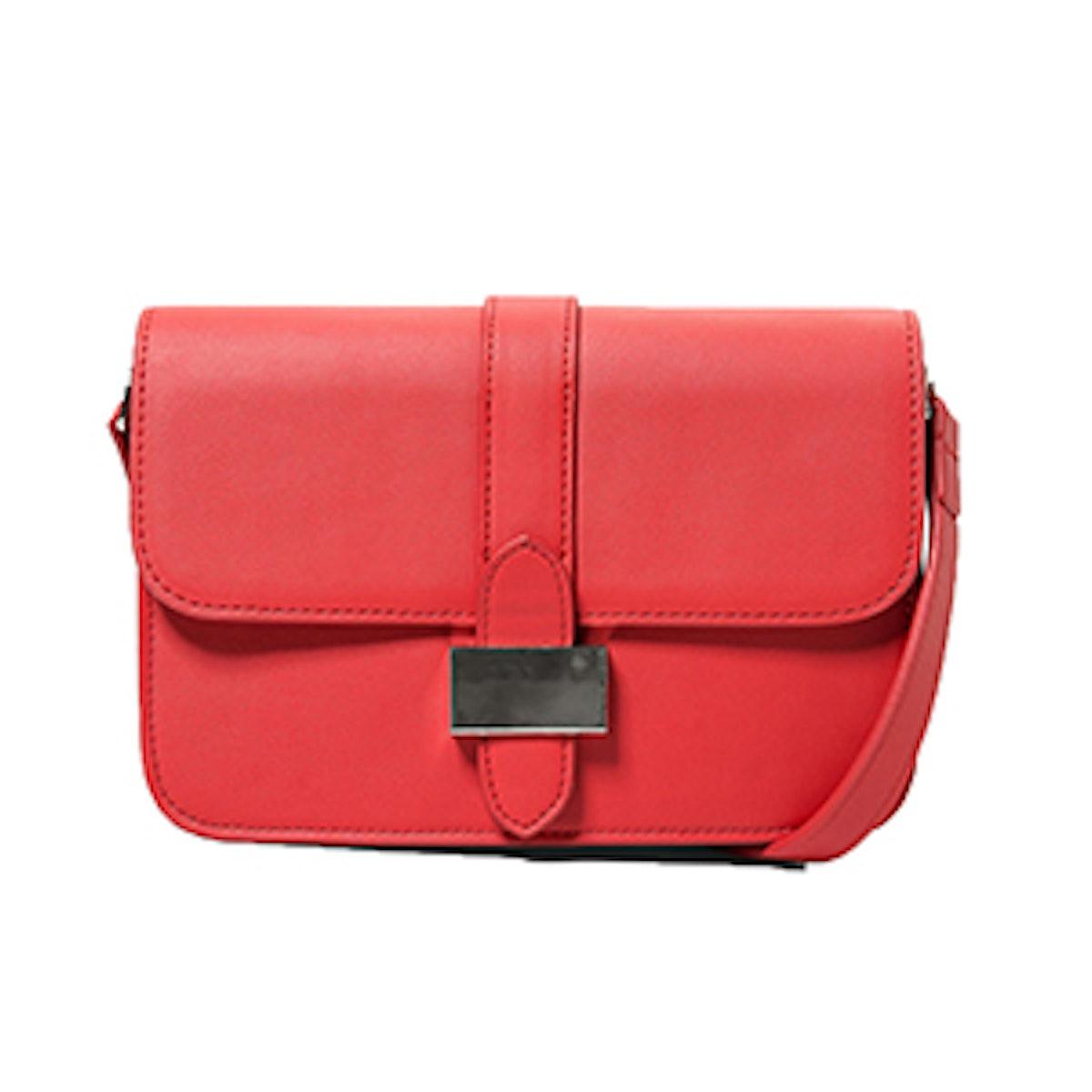 Buckle Cross Body Bag