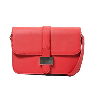 Buckle Cross Body Bag