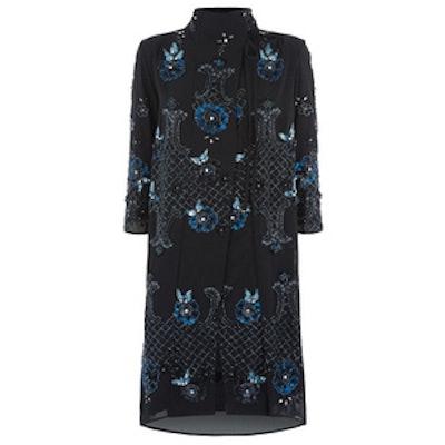 Midnight Crystal Coat