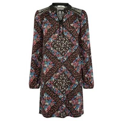 St. Germain Print Dress
