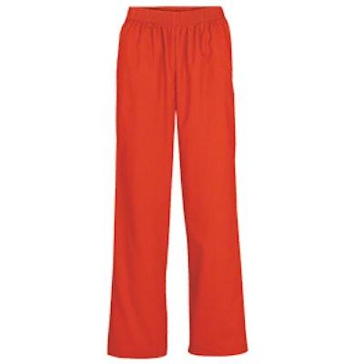 Elastic Waist Scrubs Pants