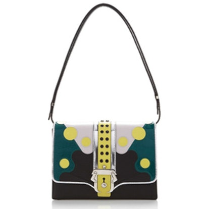 Petit Faye Abstract Bag