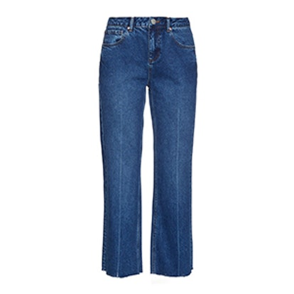 Flood Low Rise Baggy Jeans