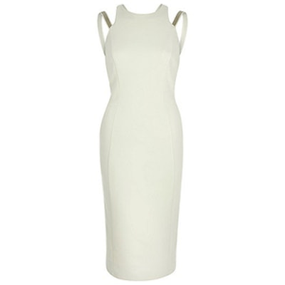 Hite Embellished Strap Bodycon Dress