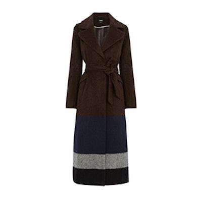 Stripe Coat