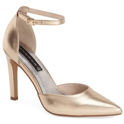 Adell Ankle Strap Pump