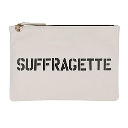 Suffragette Clutch
