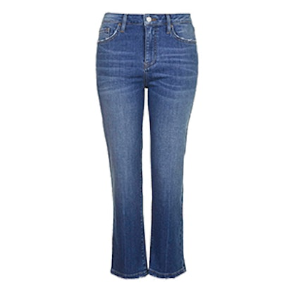 Flared Crop Jeans