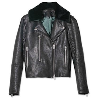 Toscana Collar Biker Jacket