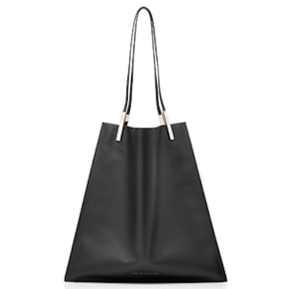 Calf Leather Shopper