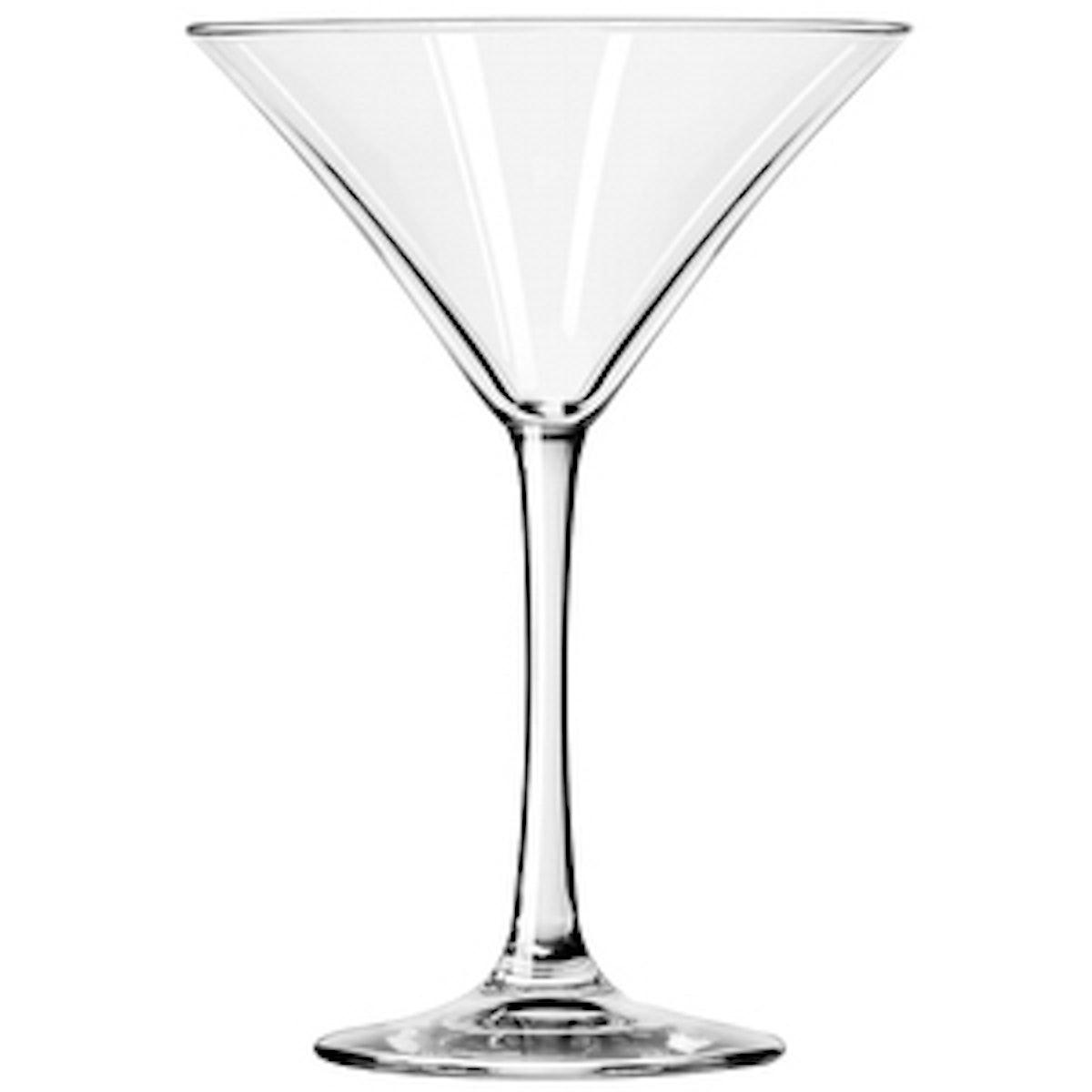 Libbey Martini Glass- Set of 12
