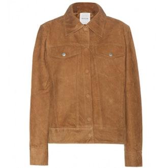 Jonia Suede Jacket