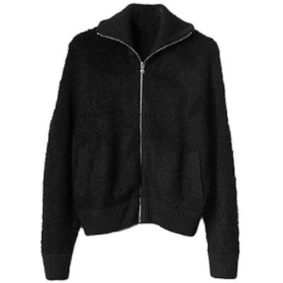 Textured Zip Jacket