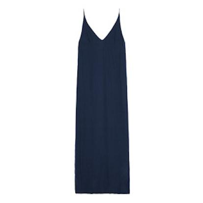 Keller Silk Maxi Dress