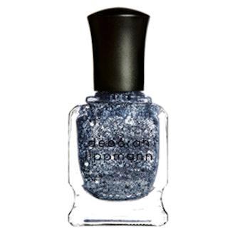 Blue Starlight Glitter Polish