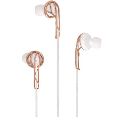 Ella B In-Ear Rose Gold Headphones