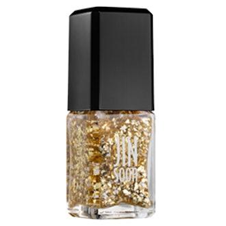 Guild Gold Glitter Polish