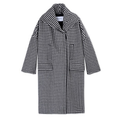 Houndstooth Coat