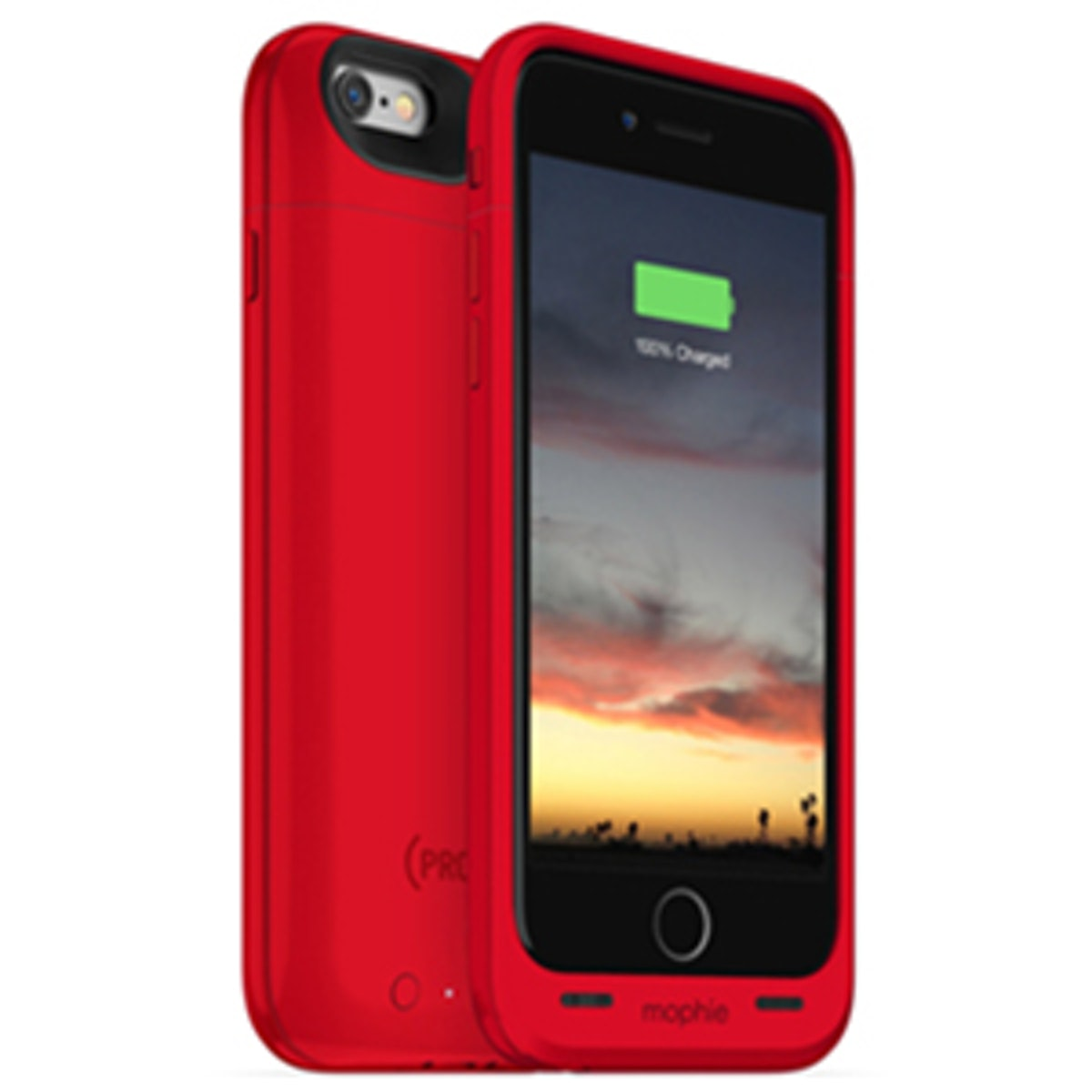 Red Juice Pack Air For iPhone 6