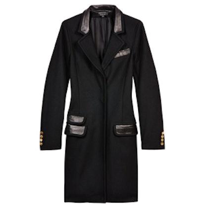 Katharine Wool Coat