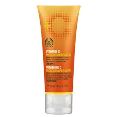 Vitamin C Facial Cleansing Polish