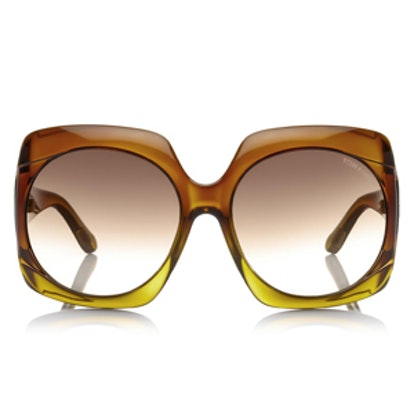 Ivana Sunglasses in Brown