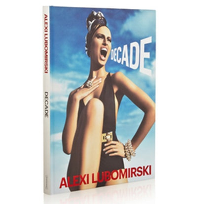 Decade by Alexi Lubomirski Book