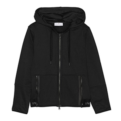 Essentials Cotton Blend Hooded Top