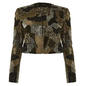 Kidman Embellished Box Jacket