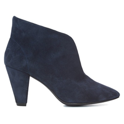 Irmelin Boots In Midnight Suede
